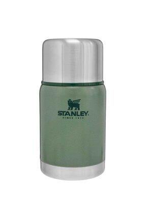 Stanley Klasik Vakumlu Çelik Termos Yeşil 0.70 Lt