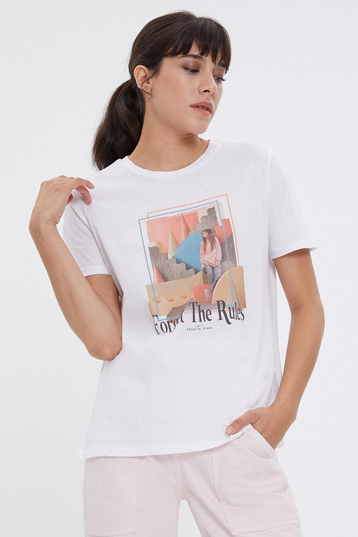 Loft Kadın T-Shirt LF2026224 1