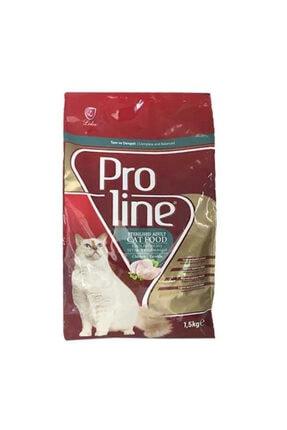 Pro Line Proline Kısırlaştırılmış Kedi Maması 1,5 Kg X 3 Adet