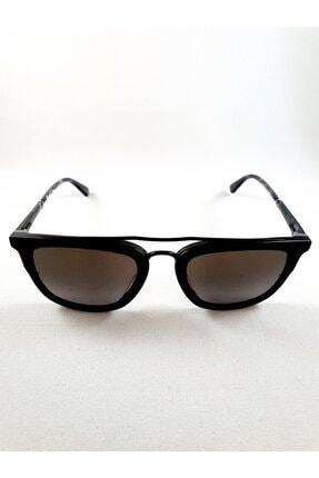 Façonnable Faconnable Oval Tasarım Siyah Kemik Çerçeveli Unisex Güneş Gözlüğü