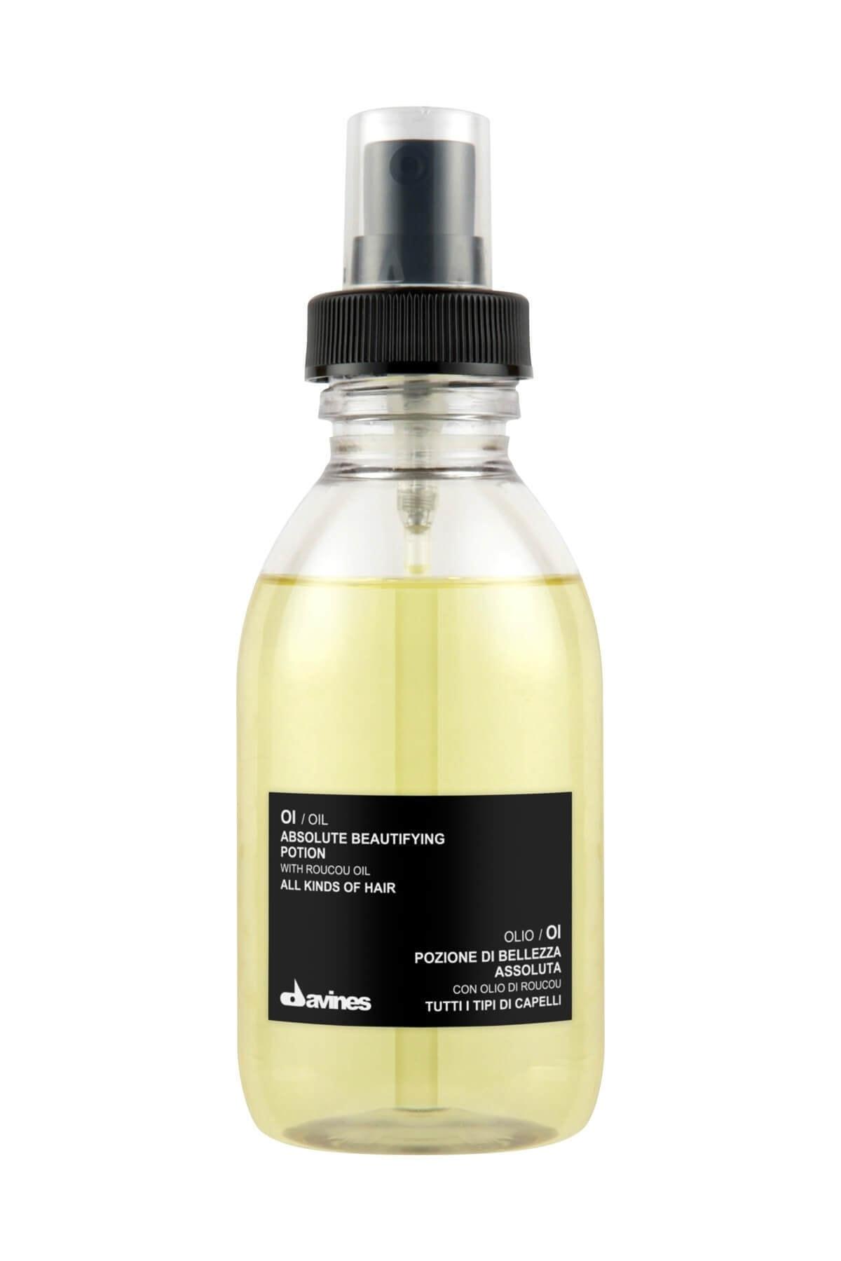 Davines Oı Oil - Tüm Saç Tipleri Için Saç Bakım Yağı 135 ml 8004608247593 1