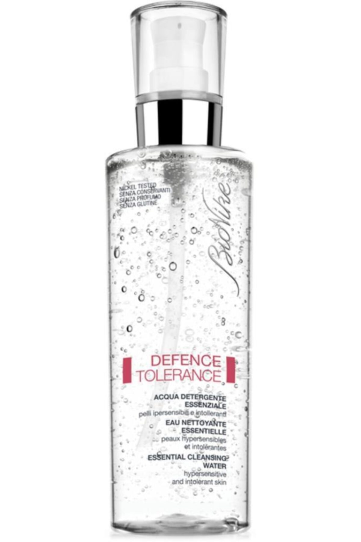 BioNike Defence Tolerance Essential Cleansing Water 200 ml 1