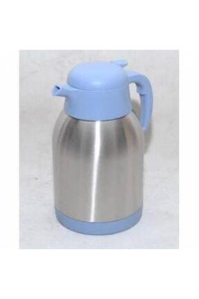 Cooker Renkli Çelik Termos Ckr2032 1.5 lt Mavi