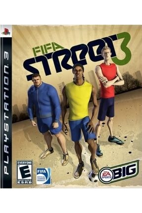 EA Sports Ps3 Fifa Street 3  Oyun