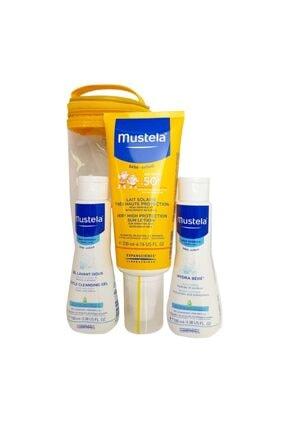 Mustela Very High Protection Sun Lotion Spf50 200 ml Güneş Seti
