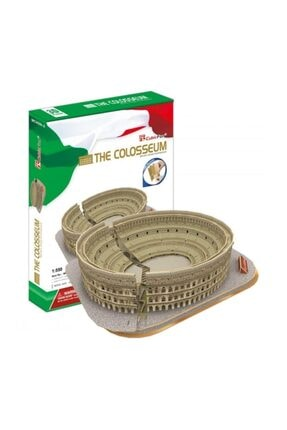 Neco 3d Puzzle The Colosseum