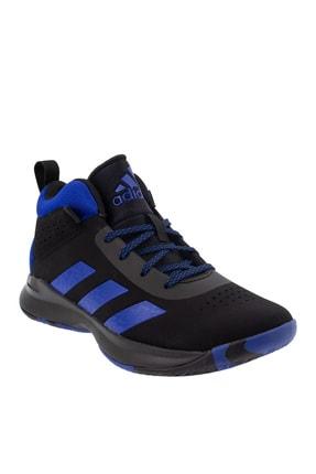 adidas CROSS EM UP 5 K Siyah Erkek Çocuk Basketbol Ayakkabısı 101118038