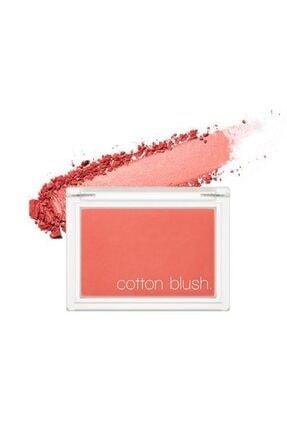 Missha Kadife Dokulu Allık Cotton Blusher (Sunny Afternoon) 8809581444379