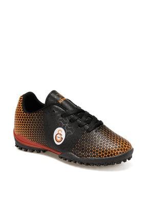 GSStore Baros Turf Gs Sarı Erkek Çocuk Halı Saha Ayakkabısı