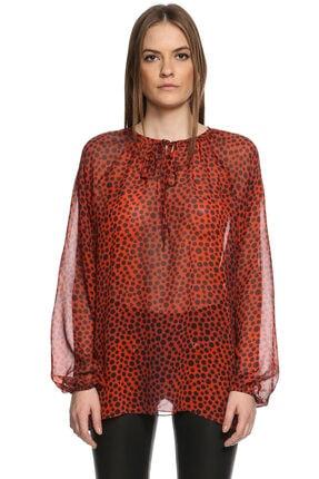 Jean Paul Gaultier Kadın Turuncu Bluz