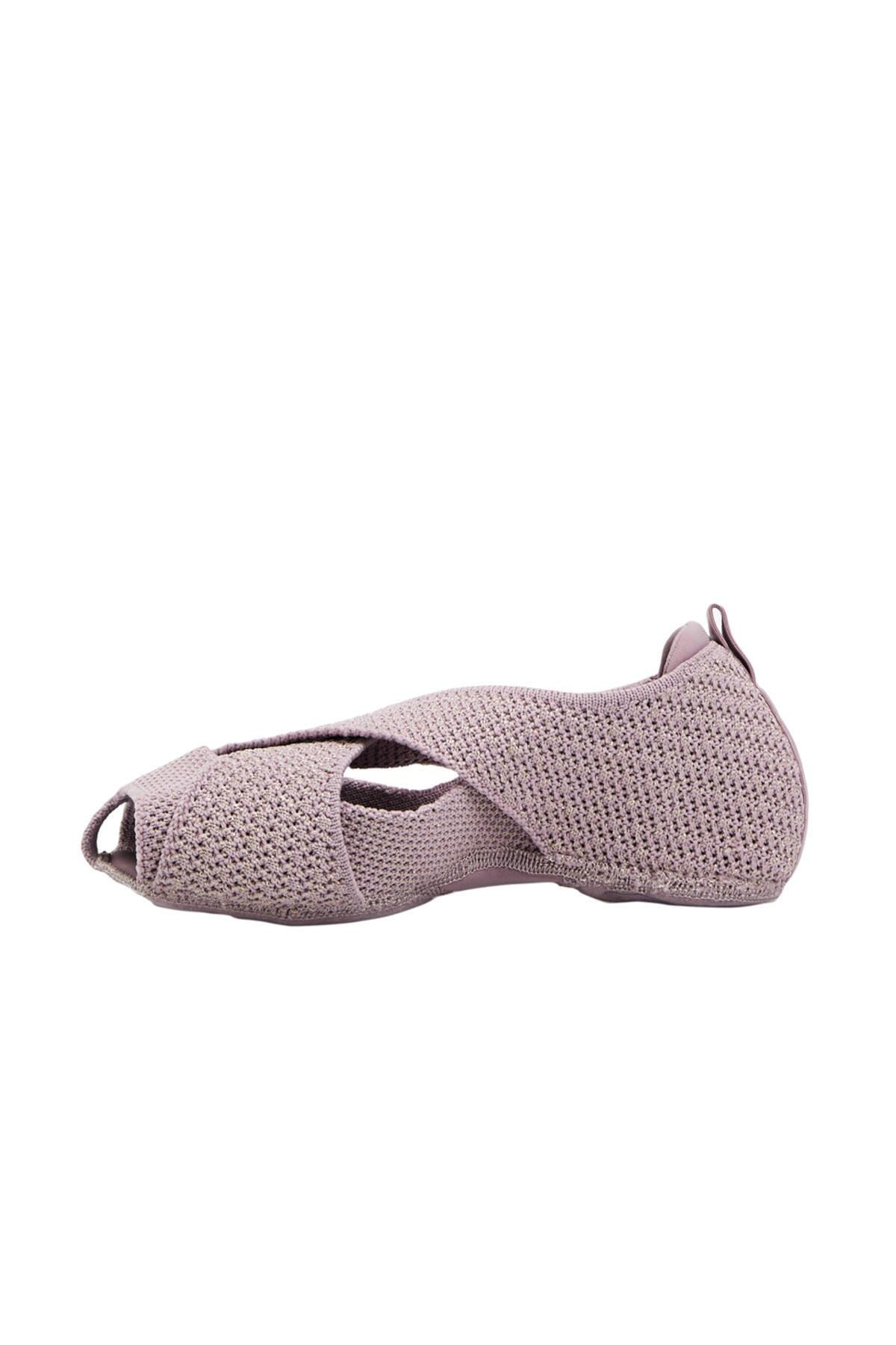 Oysho Kadın Pembe Yoga Ayakkabısı 2