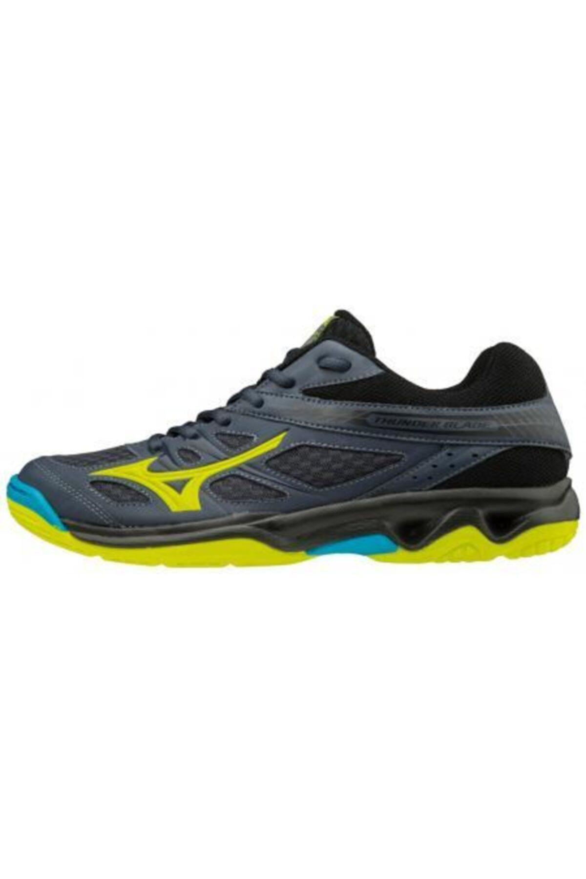 MIZUNO V1GA17704785Z Siyah Kadın Sneaker Ayakkabı 100468599 1