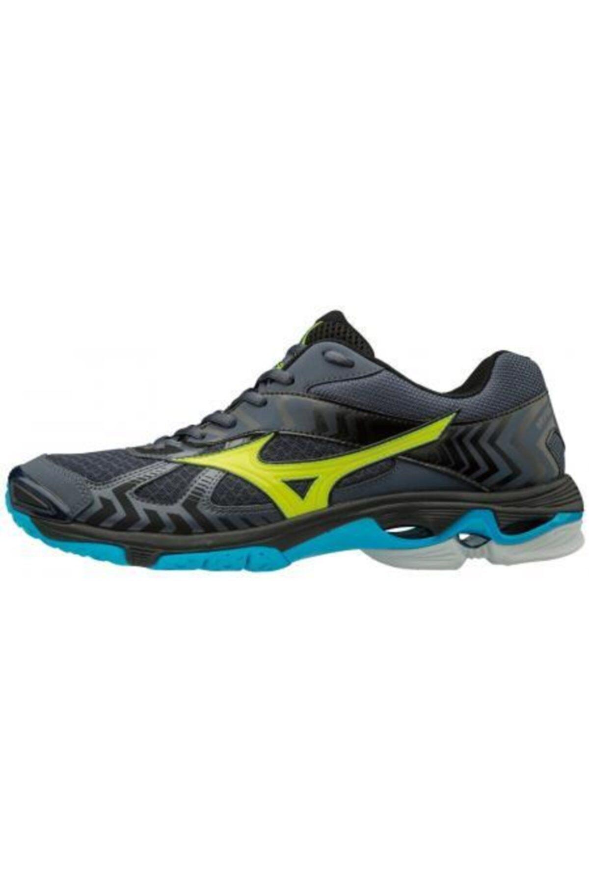 MIZUNO V1GA18604785Z Siyah Kadın Sneaker Ayakkabı 100468619 1