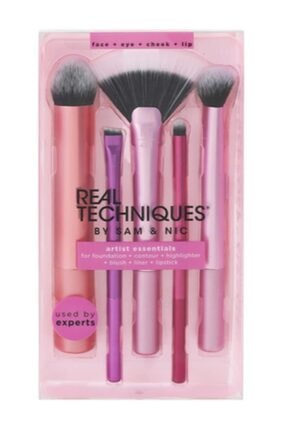 Real Techniques Artist Essentials Fırça Seti