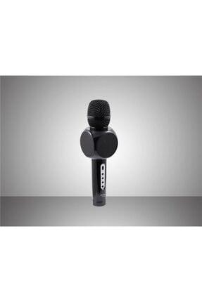 Jameson Js-605 Bluetooth Ve Hoparlörlü Karaoke Mikrofon Siyah