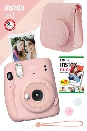 Fujifilm Instax Mini 11 Pembe Fotoğraf Makinesi Ve Hediye Seti 4