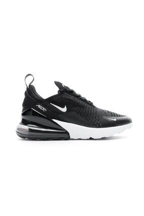 Nike Air Max 270 Unisex Spor Ayakkabı Siyah Beyaz