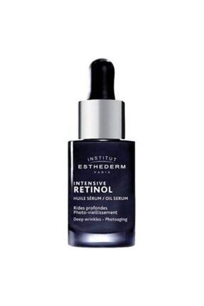 INSTITUT ESTHEDERM Intensive Retinol Oil Serum 15 ml