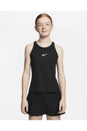 Nike Cj0946-010 G Nkct Dry Tank Çocuk Atlet