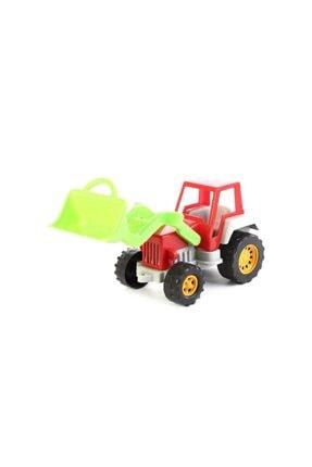 Uçar Oyuncak Uçar Kid 151 Oyuncak Kepçeli Traktör