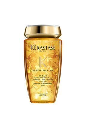 Kerastase Elixir Ultime Parlaklık Şampuanı - Le Bain 250 ml 3474636614103