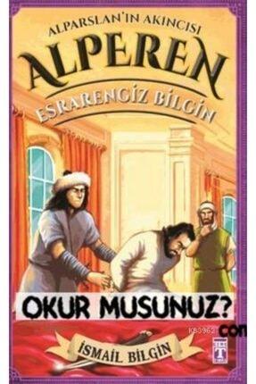 Timaş Yayınları Alperen Esrarengiz Bilgin