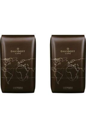 Davidoff Espresso Çekirdek Kahve 500 Gr - 2 Adet