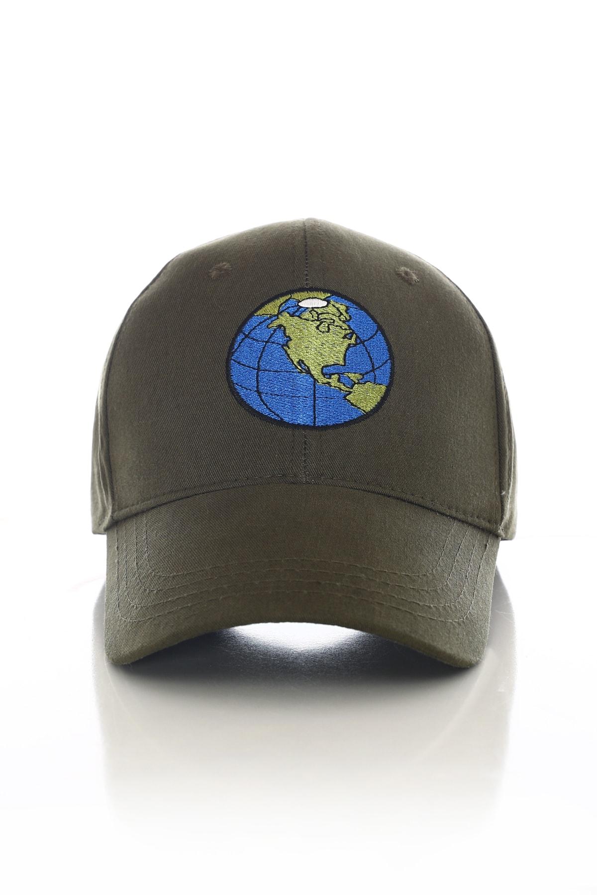 GENIUS Genıus Store Outdoor Şapka 7-Farklı Renk&Desen