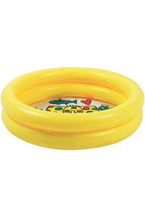 ALTIS 2 Bölmeli Renkli Daire Şeklinde Çocuk Havuzu 76x20 Cm