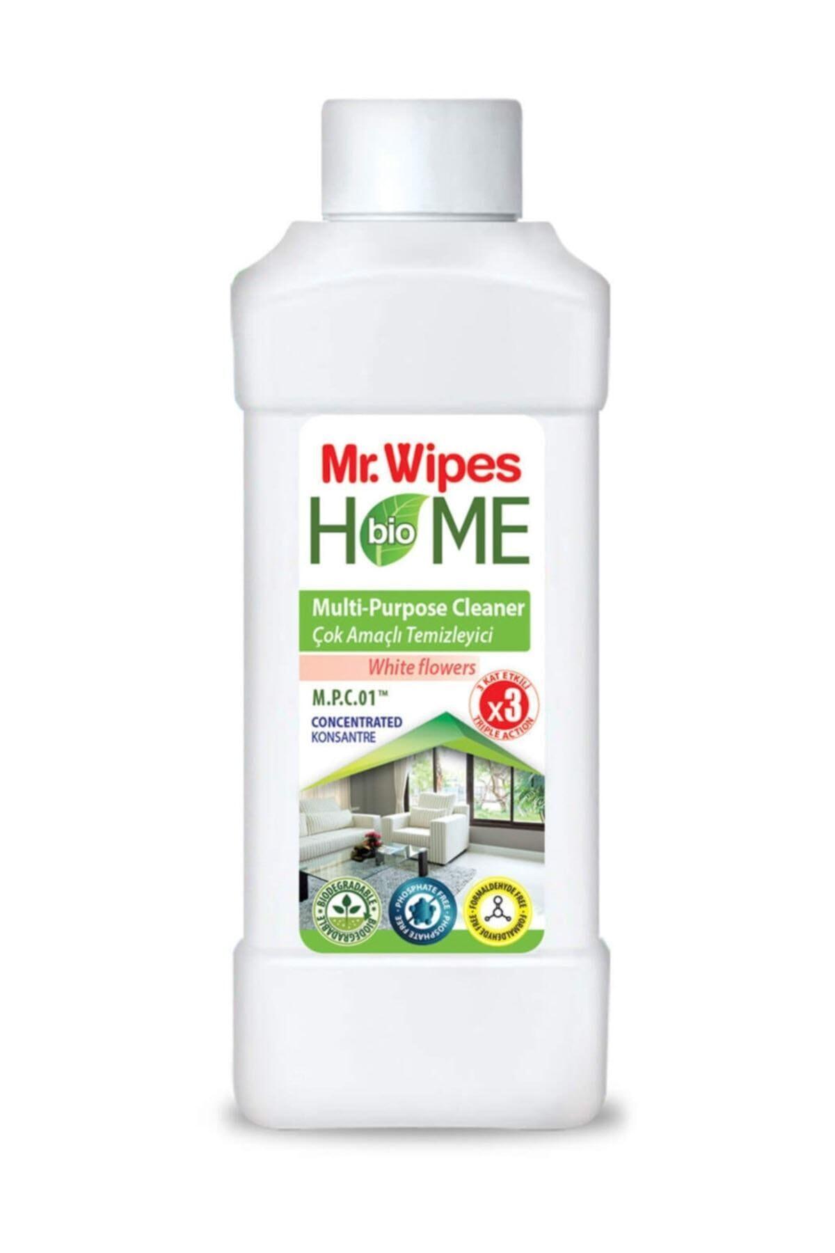 Farmasi Mr Wipes Konsantre Çok Amaçlı Temizleyici Whıte Flowers 500 Ml 1