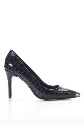 Louis Cardy Bing  Siyah  Kadın Topuklu Ayakkabı