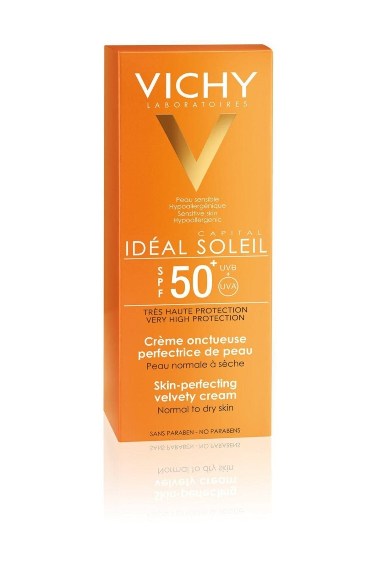 Vichy Ideal Soleil Velvety Cream Spf50 50 ml 2