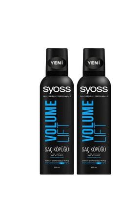 Syoss Pure Volume Saç Köpüğü 2 Adet