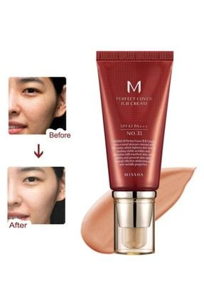 Missha Mıssha M Perfect Cover Bb Cream No: 31