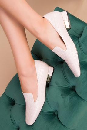 SOHO Bej Rugan Kadın Casual Ayakkabı 15360
