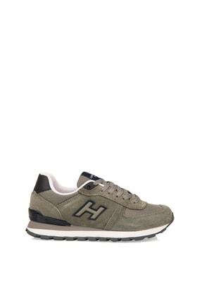 Hammer Jack Hakiki Deri Kadın Ayakkabı 103300 10219250G Gri-Lacivert