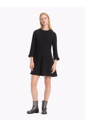 Tommy Hilfiger Kadın Siyah  Elbise
