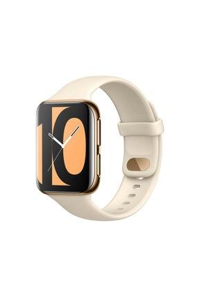 Oppo Watch 46mm Akıllı Saat - Parlak Altın Ow19w8 ( Türkiye Garantili)