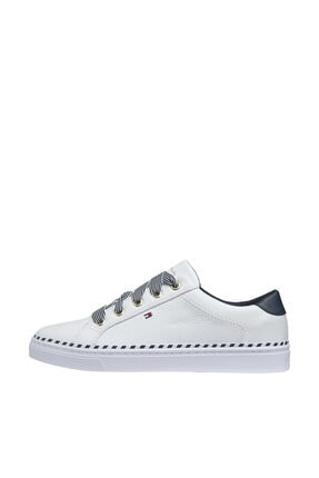 Tommy Hilfiger Kadın Nautical Lace Up Sneaker 'FW0FW04689