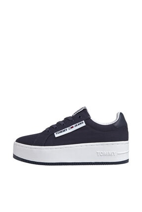Tommy Hilfiger OVERSIZED LABEL ICON SNEAKER