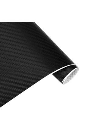 Apex Siyah Oto Araç Kaplama Karbon Folyo 127x200 cm