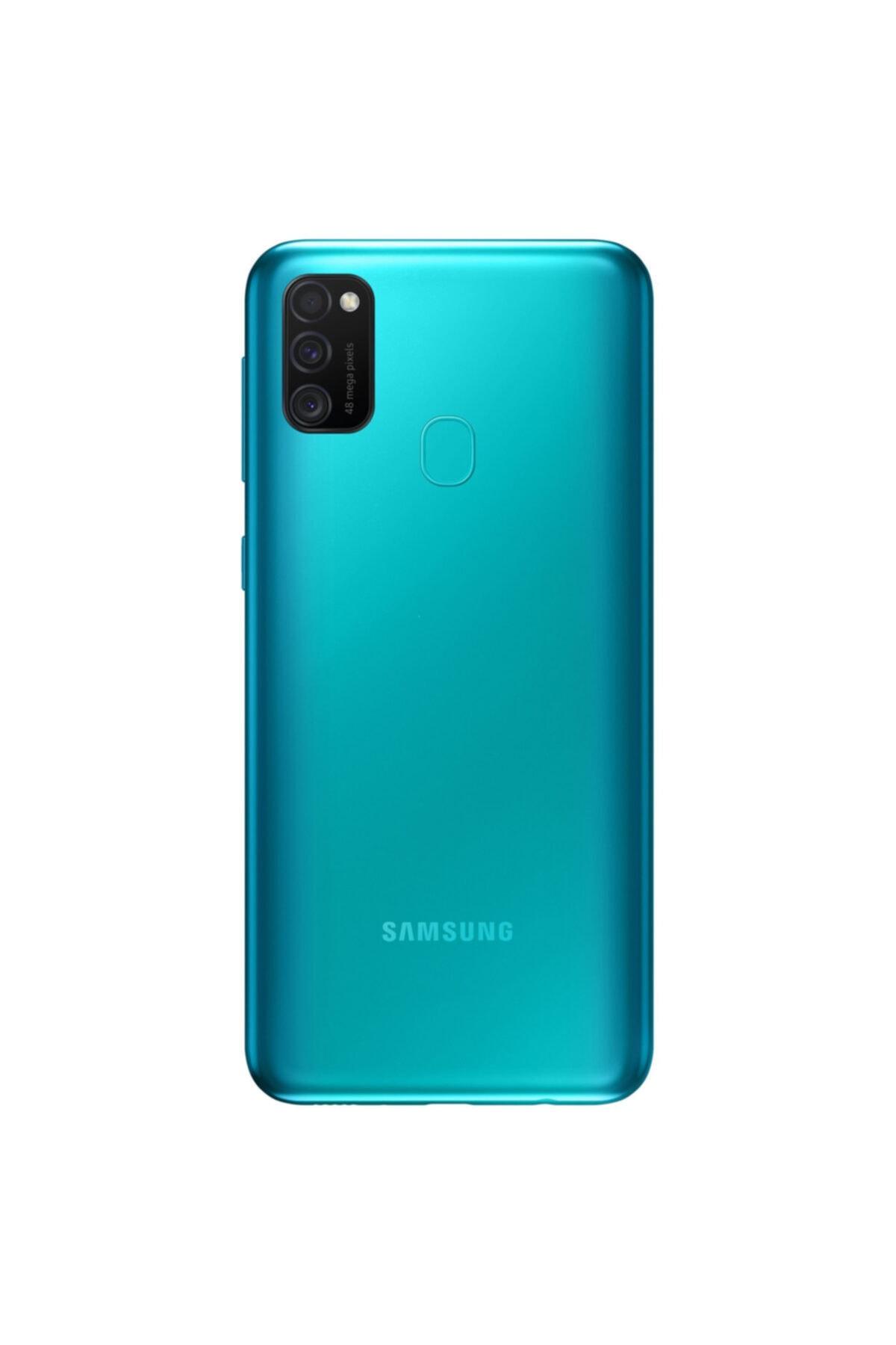 Samsung Galaxy M21 64GB (Çift SIM) Yeşil Cep Telefonu (Samsung Türkiye Garantili) 2