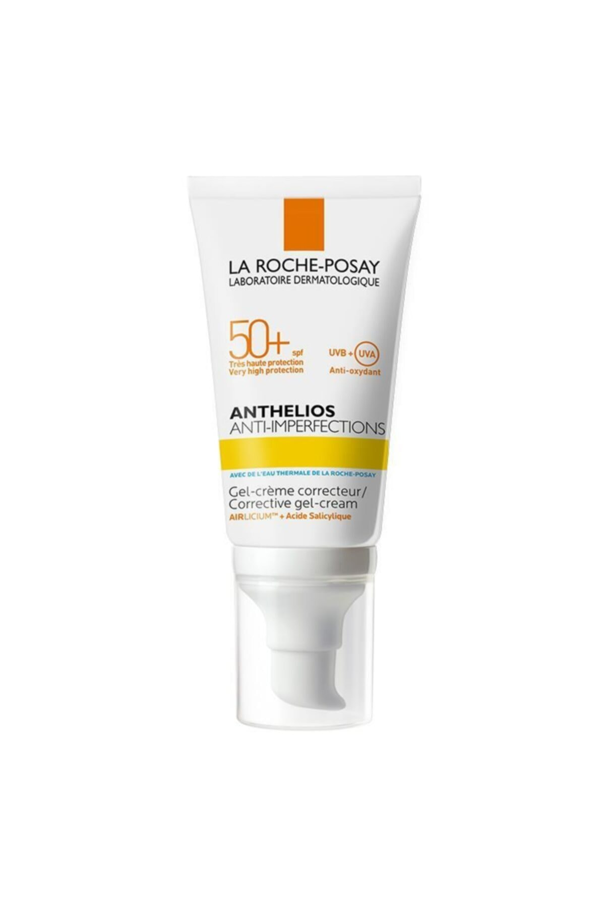 La Roche Posay Anthelios Anti Imperfections Jel Krem Spf 50+ 50 ml 2