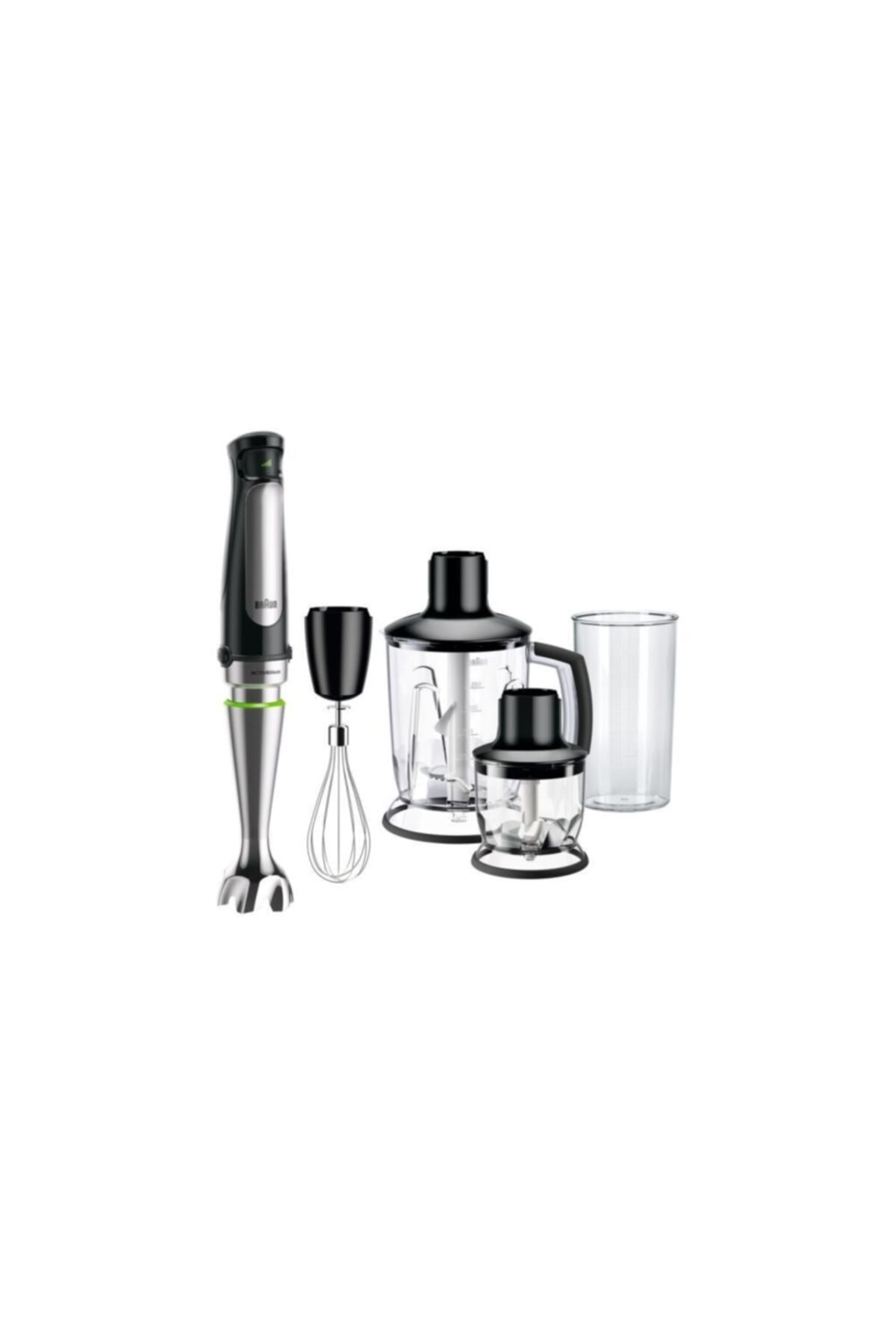 Braun Multi Quick Mq 7045x Blender Seti 1