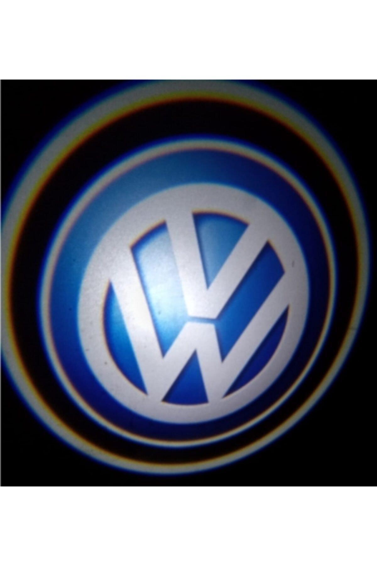 OEM Volkswagen Kapı Altı Logo Led Hayalet Logo Iki Adet 1