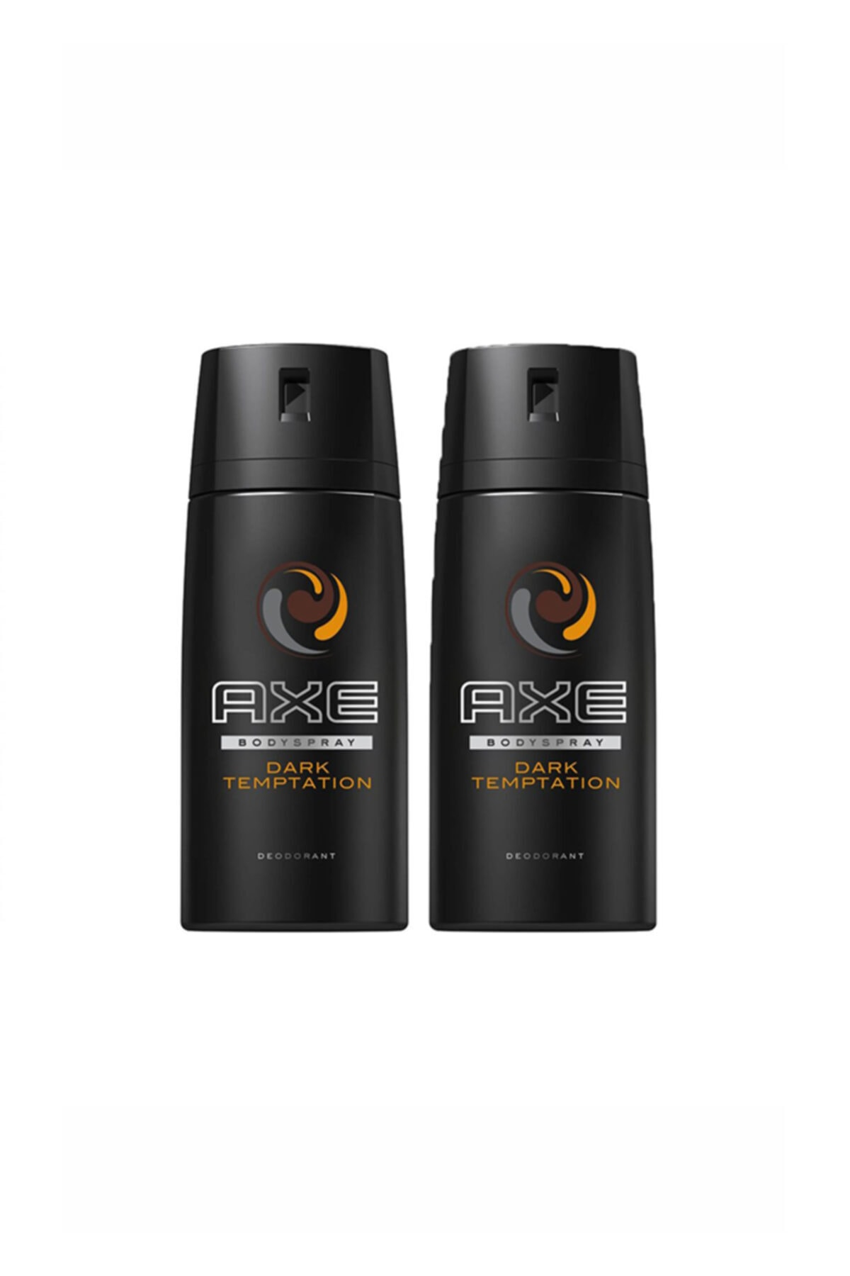 Axe Dark Temptatıon Deo Body Sprey 150 ml X 2 1