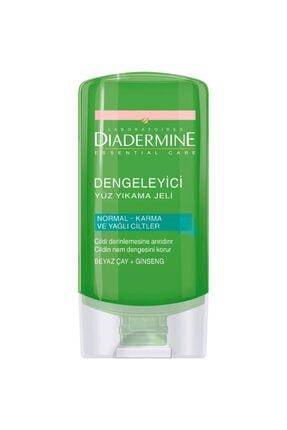 Diadermine Unisex Essentials Dengeleyici Yüz Yıkama Jeli 150 ml