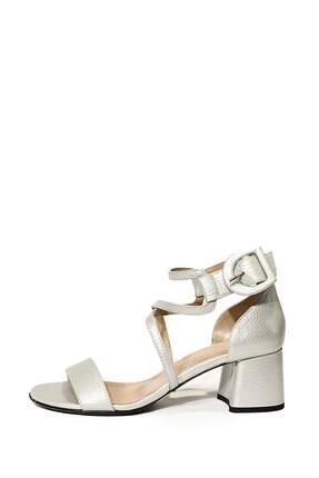 Nursace Hakiki Deri Klasik Topuklu Ayakkabı Nsc18y-a51052