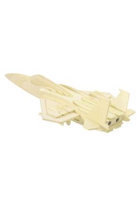 YŞR 3d Ahşap Puzzle - F15