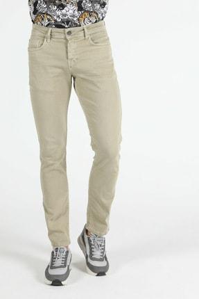Colin's Straight Fit Düz Paça Yüksek Bel Haki Erkek Pantolon CL1048577